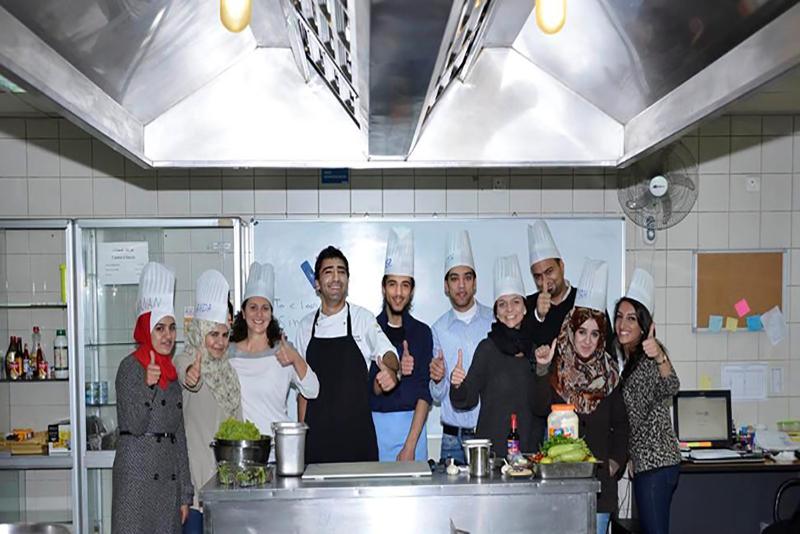Mohammad Abu Reziq Cooking Class
